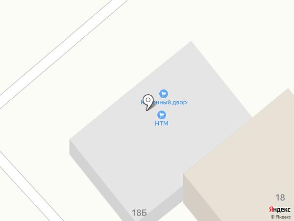Квадратный метр на карте Аксая