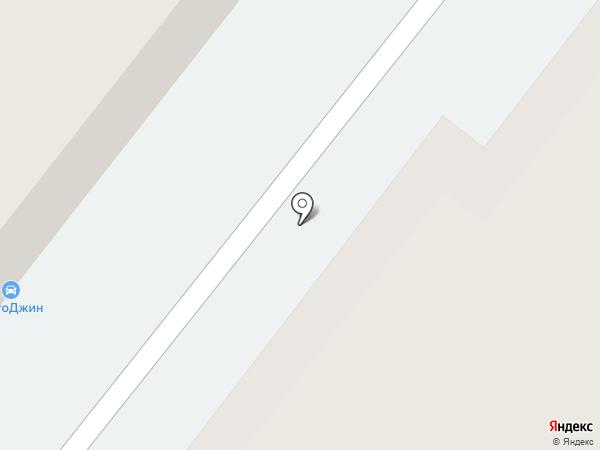 Шустрый Шурик на карте Ярославля