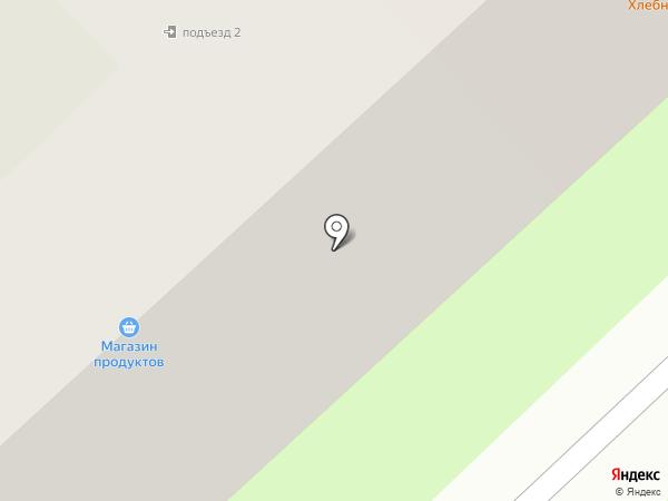 Булочная-кондитерская на карте Вологды