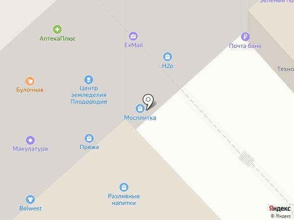 БИГАМ на карте Вологды