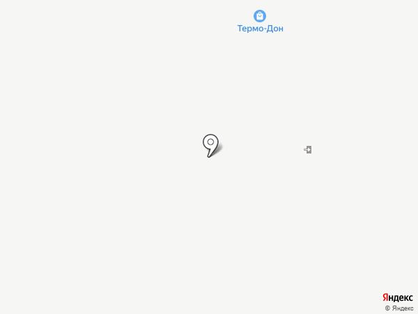 Декалюкс на карте Аксая