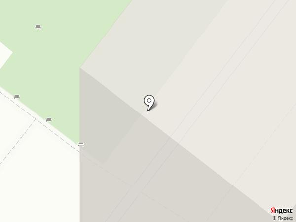 Скобелев на карте Рязани