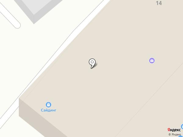М2 на карте Аксая