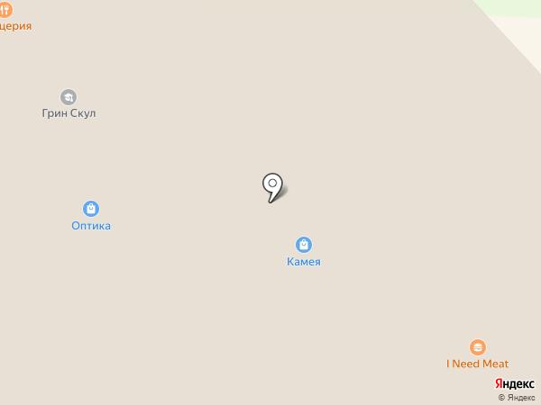 Решелье на карте Вологды
