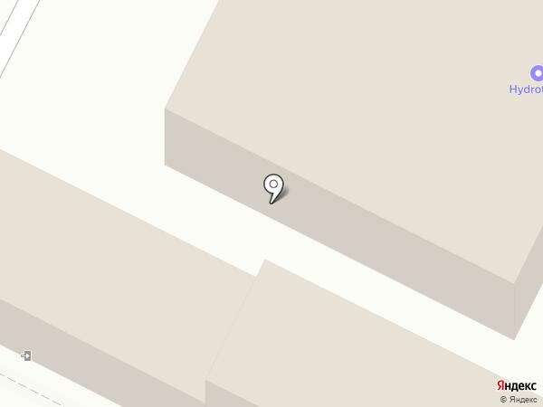 Азбука света на карте Ярославля