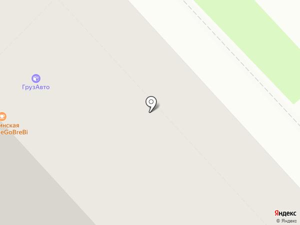 Росица на карте Вологды