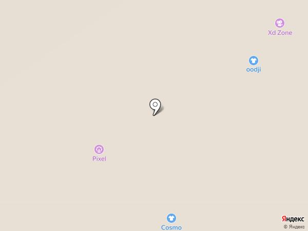 Штучки к которым тянутся ручки на карте Ярославля