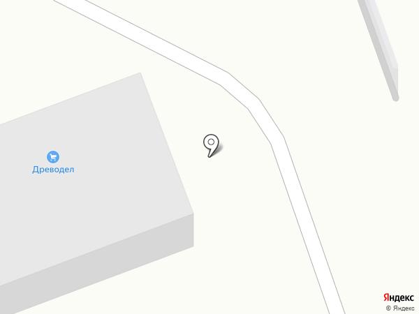 Мастер дач на карте Северодвинска