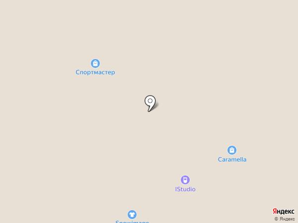 Яселька на карте Ярославля