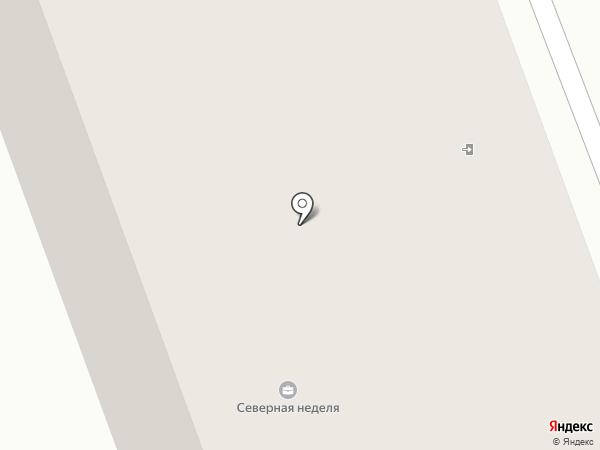 +100 ответов на карте Северодвинска