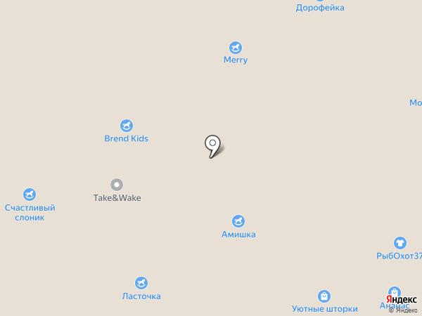 Радость на карте Ярославля
