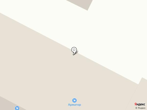 ОТТЕХ на карте Ярославля