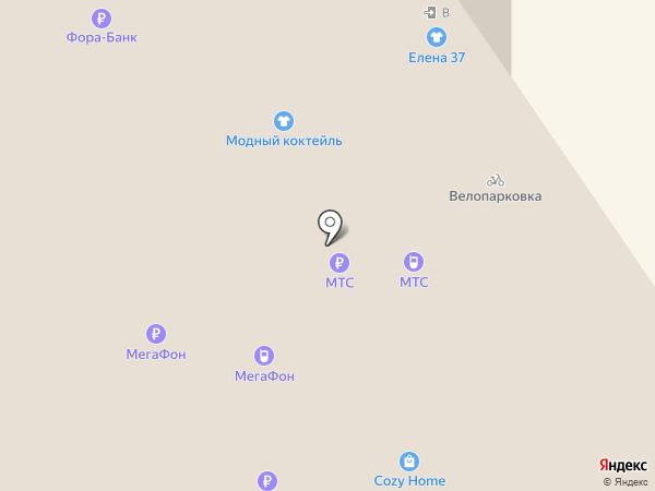 Незнайка на карте Ярославля