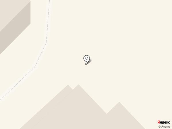 Поддон на карте Вологды