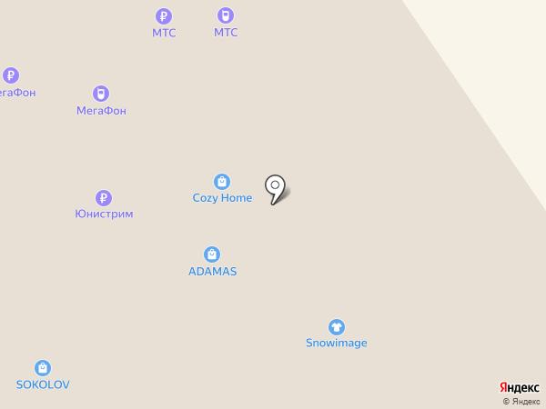 Комфорт на карте Ярославля