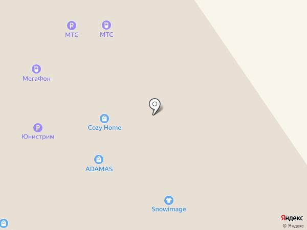 Trend на карте Ярославля