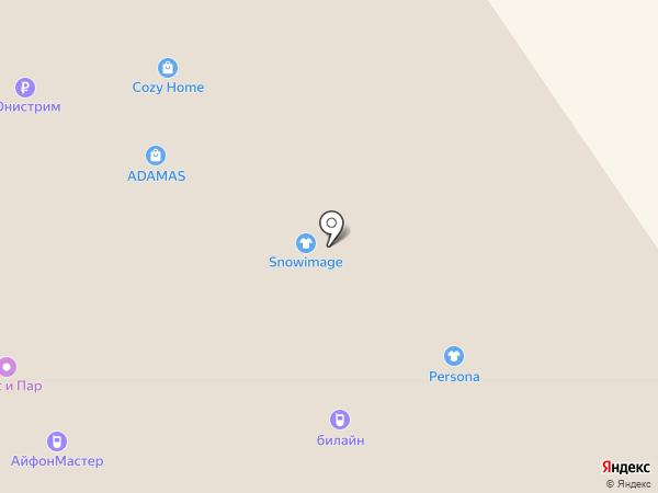 Фрау на карте Ярославля