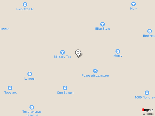 ТМ Иваново на карте Ярославля
