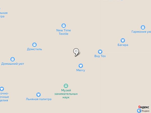 Сладкий сон на карте Ярославля