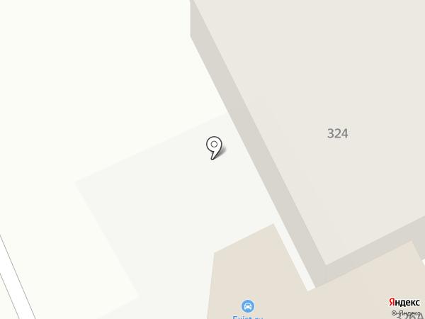 Эконом на карте Ростова-на-Дону