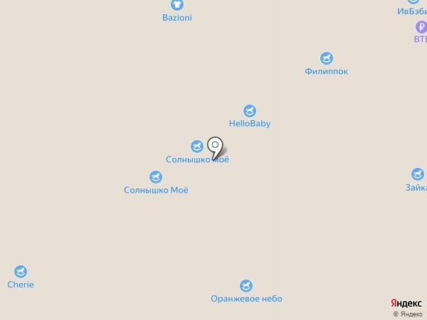 НордТекс на карте Ярославля