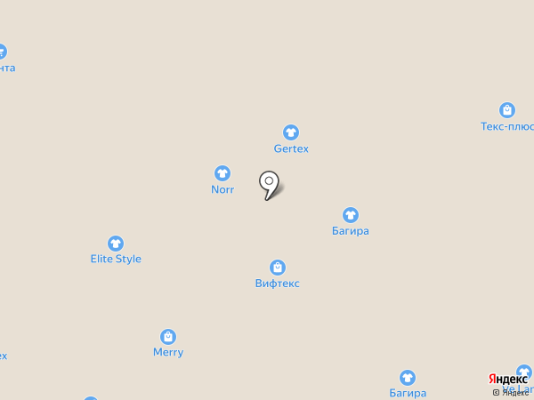 Merry на карте Ярославля