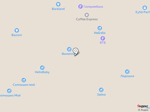 Текс-Плюс на карте Ярославля