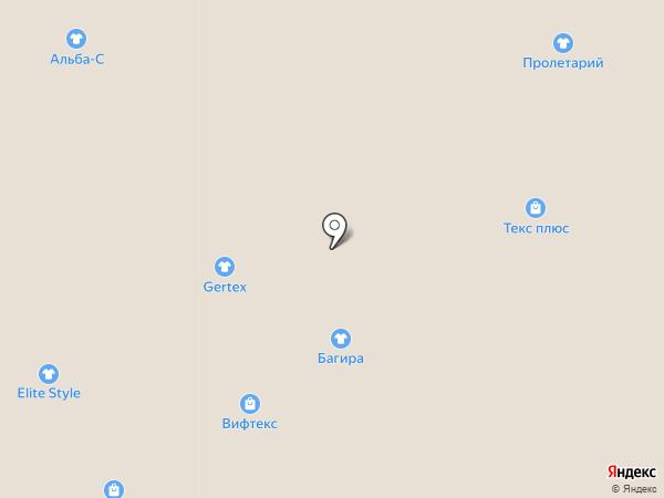 Кетлен на карте Ярославля