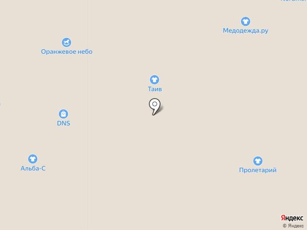 Zaima на карте Ярославля