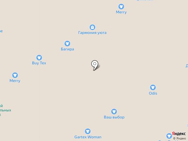 Домтекстиль на карте Ярославля