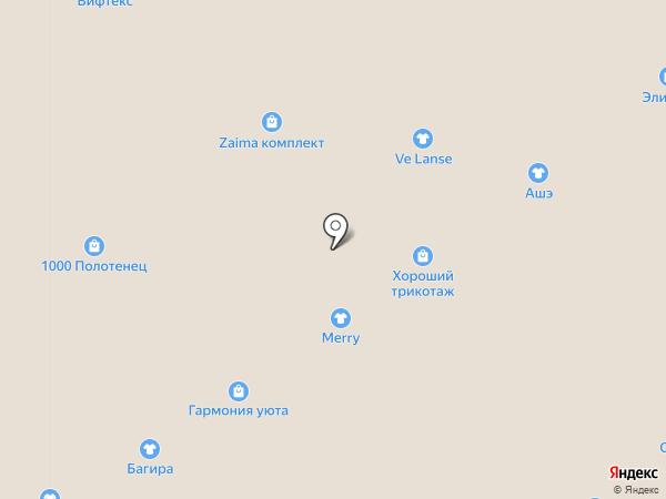 Ваш Выбор на карте Ярославля