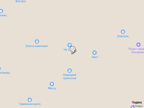 Safo на карте Ярославля