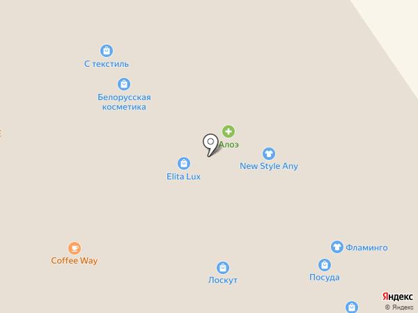 Терра на карте Ярославля