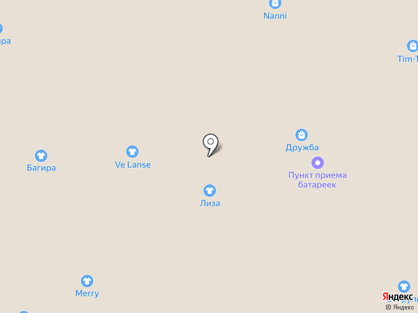 Odis на карте Ярославля