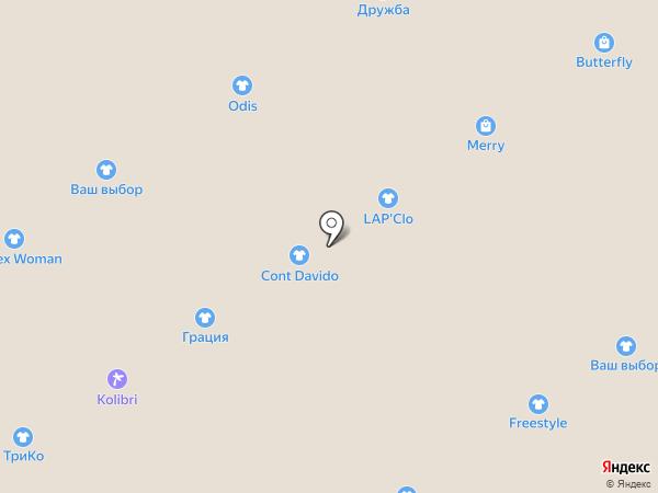 Shetiki.com на карте Ярославля