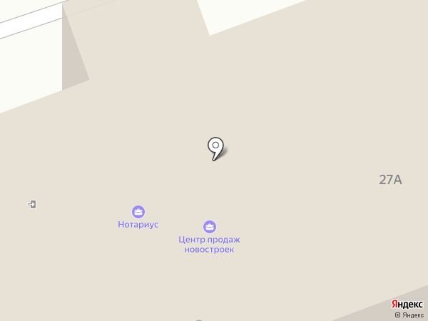 АвтоReal на карте Северодвинска