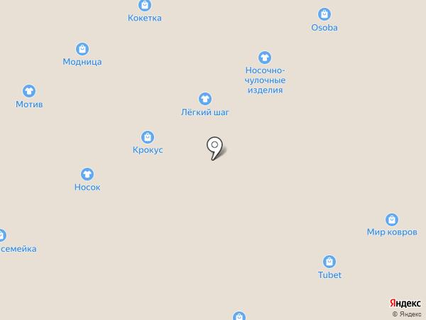 Серебряная нить на карте Ярославля