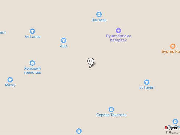 MarsTek на карте Ярославля