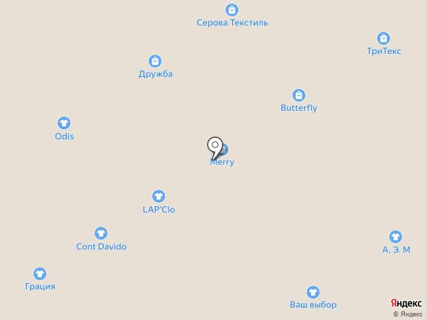 Mixers на карте Ярославля