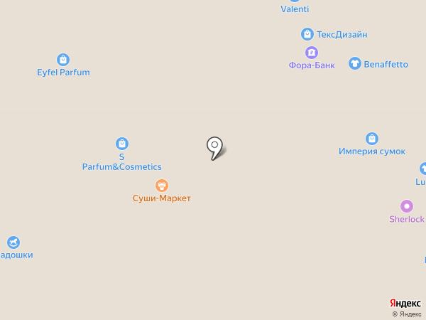 Yota на карте Ярославля