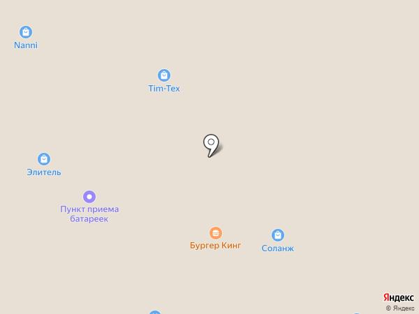 ТриТекс на карте Ярославля