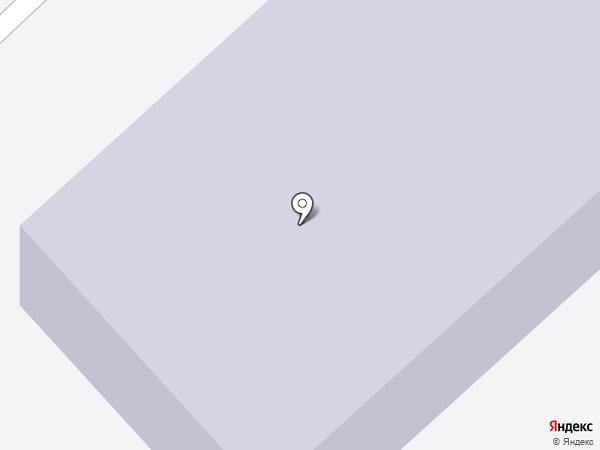 Детский сад №95 на карте Вологды