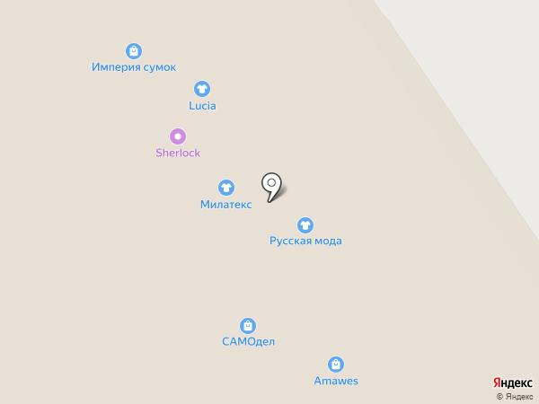 Goldtex на карте Ярославля