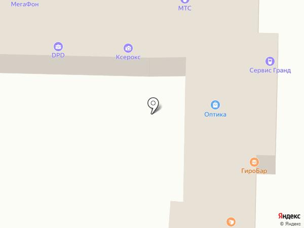 Рузанна на карте Ярославля