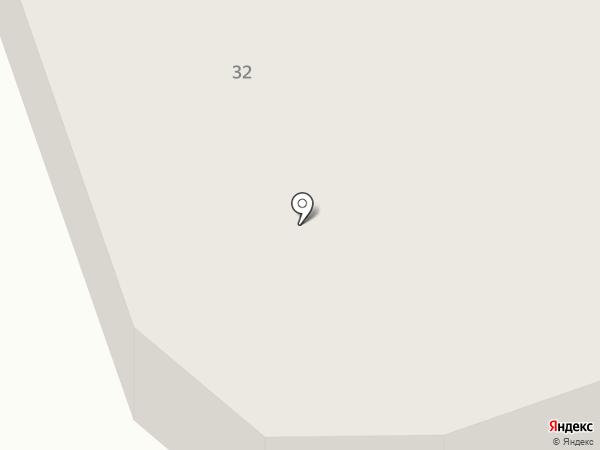 Формат-север на карте Северодвинска