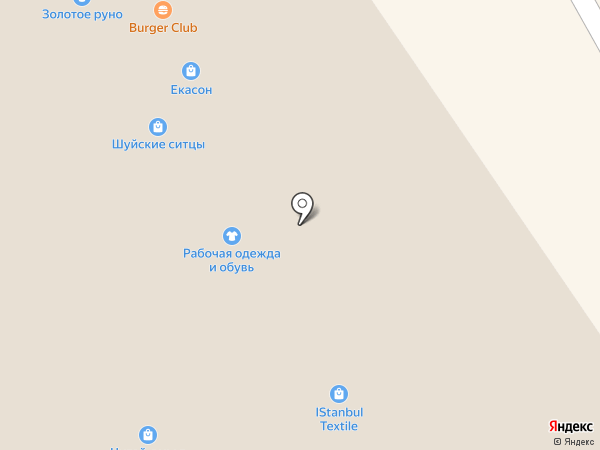 Alissar на карте Ярославля