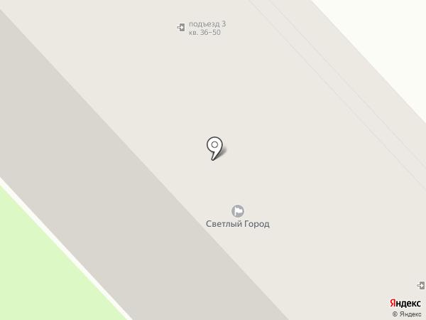 СТОК на карте Вологды