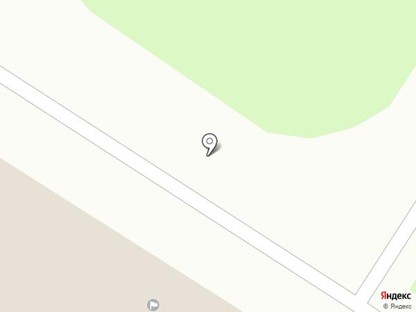 Ярославский крематорий на карте Ярославля