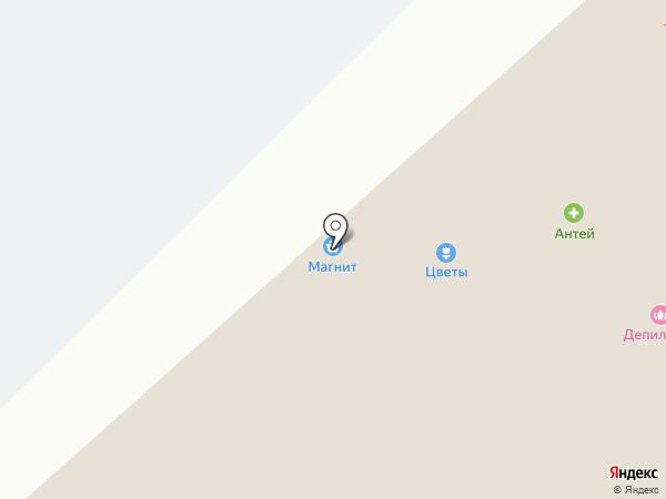 Квант-ВФ на карте Вологды
