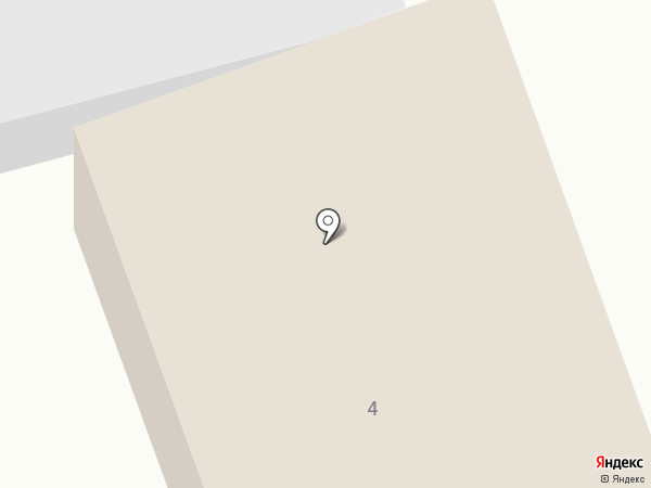 Б4 на карте Северодвинска